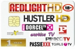 Redlight HDTV Elite Fusion Karte 12 Monate