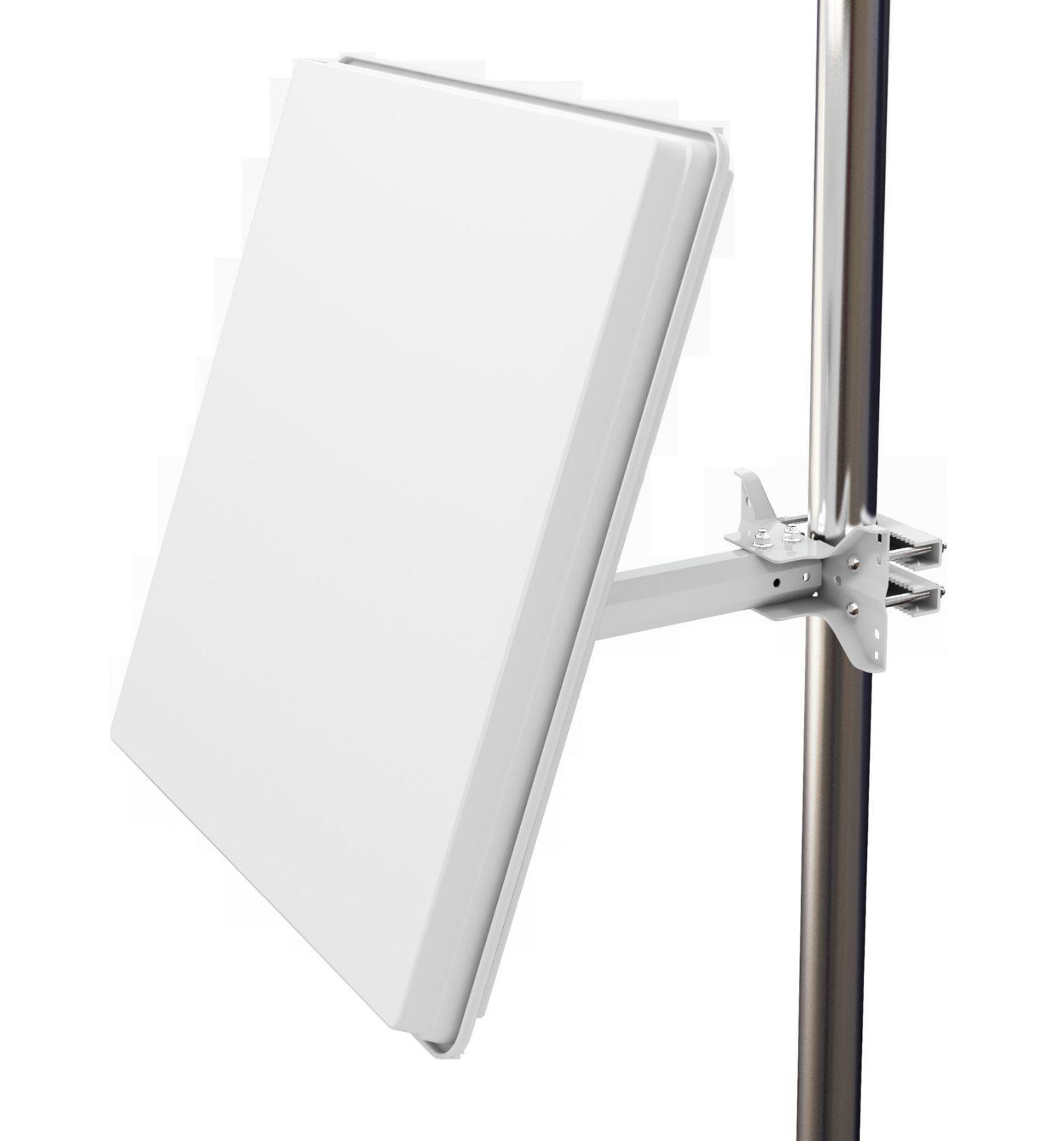 am sat shop selfsat h50d flach antenne mit single lnb. Black Bedroom Furniture Sets. Home Design Ideas